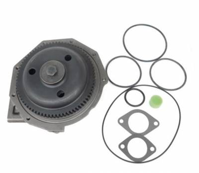 Rareelectrical - New Heavy Duty Water Pump Fits Caterpillar Engine 3406C 1354925 3520212 10R0483 - Image 2