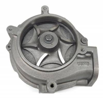 Rareelectrical - New Heavy Duty Water Pump Fits Caterpillar Engine 3406C 1354925 3520212 10R0483 - Image 4