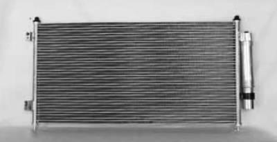 Rareelectrical - New Ac Condenser Fits Nissan 07-12 Sentra Pfc Ni3030162 92100Ze80a 10456 3632 7-3628 10456 Nissan - Image 1