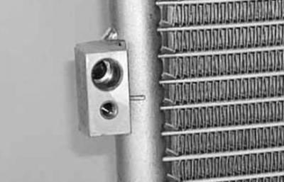 Rareelectrical - New Ac Condenser Fits Nissan 07-12 Sentra Pfc Ni3030162 92100Ze80a 10456 3632 7-3628 10456 Nissan - Image 2