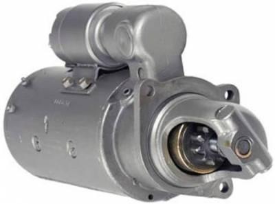 Rareelectrical - New 12V 10T Cw Dd Starter Motor Compatible With International Backhoe Loader I-3850D 11136681113668 - Image 1