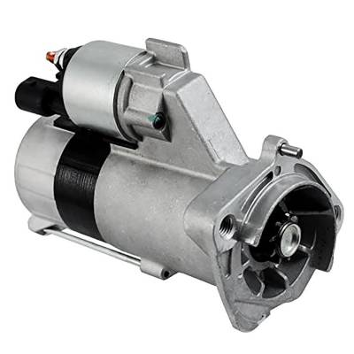 Rareelectrical - New 12 Volt 9 Tooth Starter Compatible With Volkswagen Europe Passat 100Kw 2005 By Part Number D7gs9 - Image 1