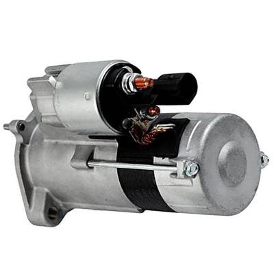 Rareelectrical - New 12 Volt 9 Tooth Starter Compatible With Volkswagen Europe Passat 100Kw 2005 By Part Number D7gs9 - Image 2