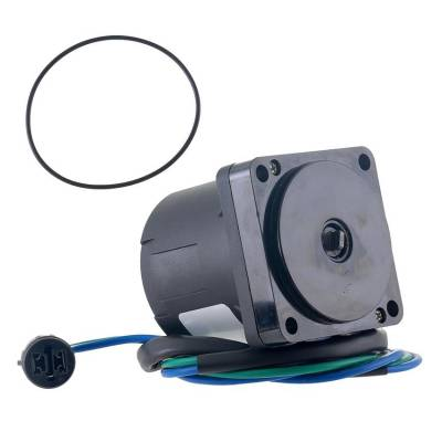 Rareelectrical - New Trim Motor Fits Honda Outboard Bf250a Bf250d 2007 4 Bolt 2 Wire 36120Zx2013 - Image 1