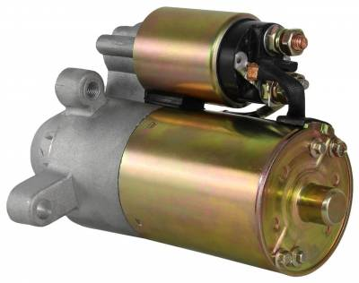 Rareelectrical - New 12 Volt 10T Starter Compatible With Ford Europe Focus 2002-2004 0986010650 986016470 - Image 2