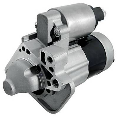 Rareelectrical - New 12 Volt 12 Tooth Starter Compatible With Nissan Europe Juke 2010 By Part Number 986022800 - Image 1