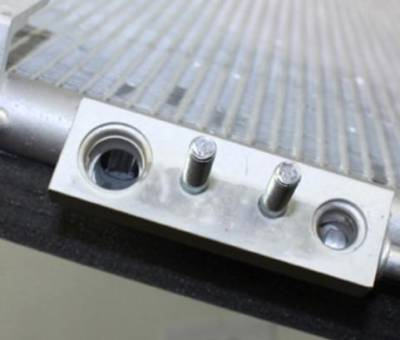 TYC - Ac Condenser Fits Hyundai 07-8 Entourage Pfc W/ Receiver/Dryer 976064D900 P40521 P40521 976064D900 - Image 2