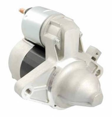 Rareelectrical - New Starter Motor Compatible With European Model Toyota Aygo 1.0L 2005-On 28100-0Q021 Ts10e1 - Image 1