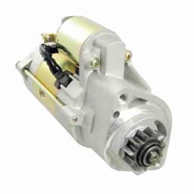 Rareelectrical - New Starter Motor Fits European Model Nissan Navara 2.5L Dci D40 2005-On 23300-Eb300 - Image 1