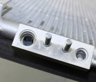TYC - Ac Condenser Fits Kia 06-12 Sedona Pfc W/ Receiver/Dryer 976064D900 P40521 P40521 976064D900 - Image 2