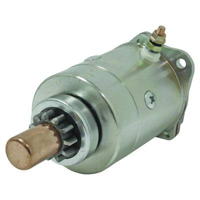 Rareelectrical - New Starter Fits Piaggio Ape 50Cc Scooter Pk50 50Cc Pk125 125Cc 179116 1791165 - Image 1