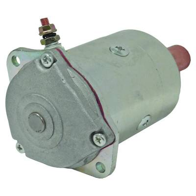 Rareelectrical - New Starter Fits Piaggio Ape 50Cc Scooter Pk50 50Cc Pk125 125Cc 179116 1791165 - Image 2