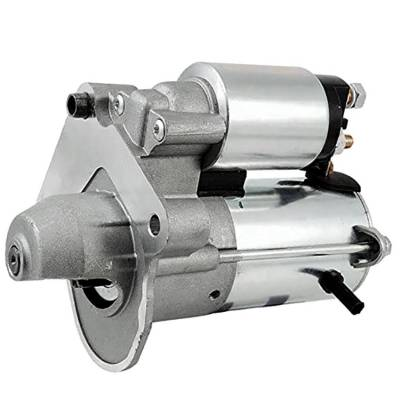 Rareelectrical - New 12 Volt 12 Tooth Starter Compatible With Ford Europe B-Max Van 2012 By Part Number 986022121 - Image 1