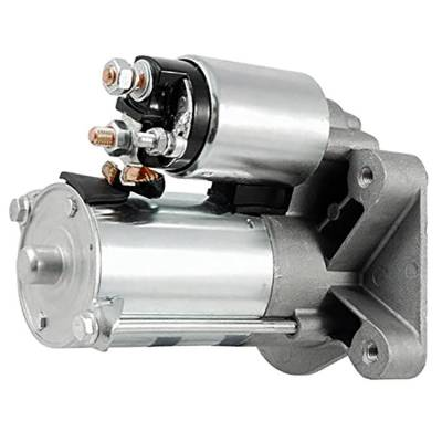 Rareelectrical - New 12 Volt 12 Tooth Starter Compatible With Ford Europe Fusion 2002-2016 By Part Number 986022120 - Image 2