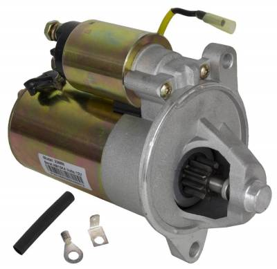 Rareelectrical - New Starter Fits Ford E-Series Vans F-Series Pickups Mustang 3.8L 3.9L 4.2L F7su-11000-A1b - Image 1