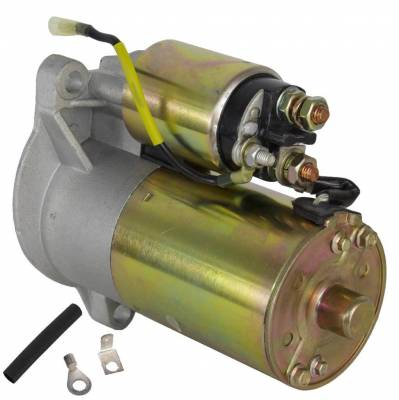 Rareelectrical - New Starter Fits Ford E-Series Vans F-Series Pickups Mustang 3.8L 3.9L 4.2L F7su-11000-A1b - Image 2