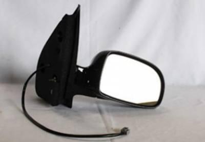 Rareelectrical - New Door Mirror Pair Fits Ford 99-02 Windstar Power W/O Heat Fo1320163 61060F 61059F Yf2z 17682 Ba - Image 1