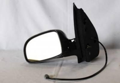 Rareelectrical - New Door Mirror Pair Fits Ford 99-02 Windstar Power W/O Heat Fo1320163 61060F 61059F Yf2z 17682 Ba - Image 2