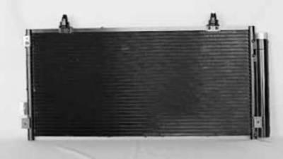 Rareelectrical - New Ac Condenser Fits Subaru 08-12 Forester Impreza Su3030131 3255 73210Sc000 7-3689 Su3030131 3255 - Image 1