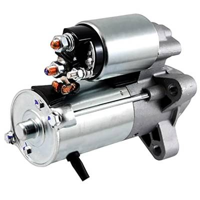 Rareelectrical - New 12 Volt 10 Tooth Starter Compatible With Ford Europe Van Transit Connect 2002-15 By Part Number - Image 2