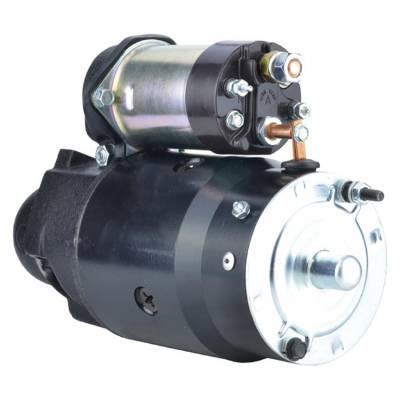 Rareelectrical - New 9T 12 Volt Starter Fits Chevrolet C10 C20 K10 K20 Suburban 1108418 1108400 - Image 2
