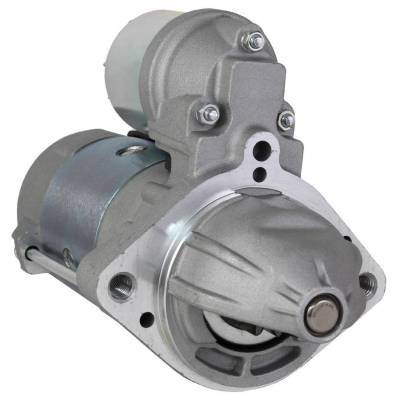 Rareelectrical - New Starter Motor Fits 2003-2006 European Model X5 3000 M57 63280071 455889 - Image 1
