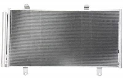 Rareelectrical - New Ac Condenser Fits Lexus 07-12 Es350 P40429 10439 To3030203 3795 8846006210 6285 P40429 10439 - Image 1