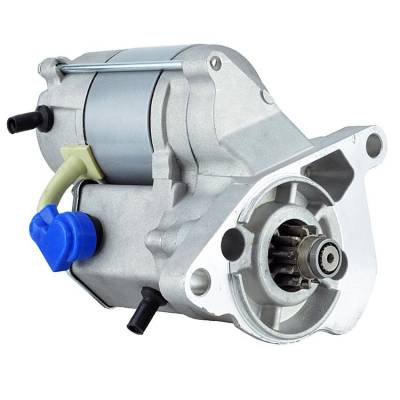 Rareelectrical - New 12V 11T Starter Fits Ford Applications 4R3t11000ab 4R3t-11000-Ab 4R3z11002aa - Image 1
