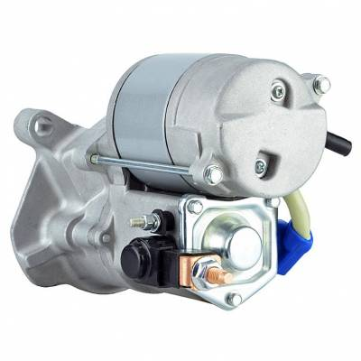 Rareelectrical - New 12V 11T Starter Fits Ford Applications 4R3t11000ab 4R3t-11000-Ab 4R3z11002aa - Image 2