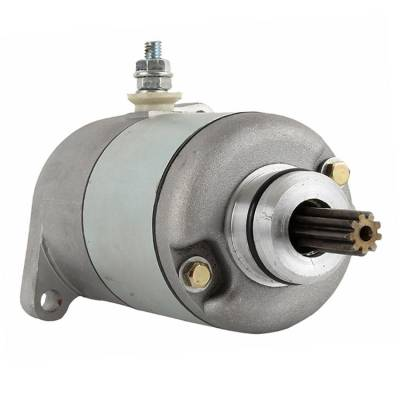 Rareelectrical - New 12 Volt 9 Tooth Starter Fits Honda Scooter Sh 150 150Cc 2005-08 31200Kgf902 - Image 1
