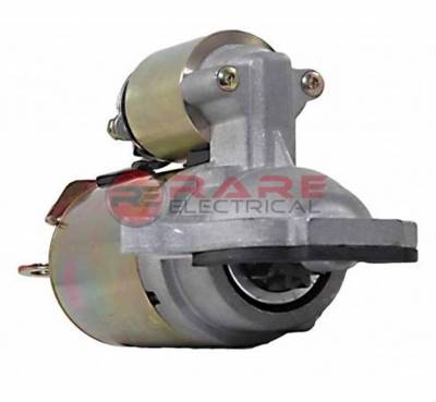 Rareelectrical - New Starter Motor Fits European Model Ford Fiesta V 2.0L St 150 2004-On 5S6y-11000-Aa - Image 1