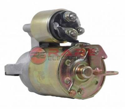 Rareelectrical - New Starter Motor Fits European Model Ford Fiesta V 2.0L St 150 2004-On 5S6y-11000-Aa - Image 2