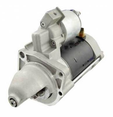 Rareelectrical - New Starter Motor Fits European Model Peugeot Boxer 2.8L 2000-On 1349920080 5802Z3 - Image 1
