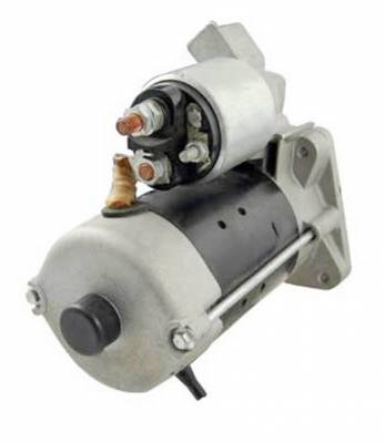 Rareelectrical - New Starter Motor Fits European Model Peugeot Boxer 2.8L 2000-On 1349920080 5802Z3 - Image 2