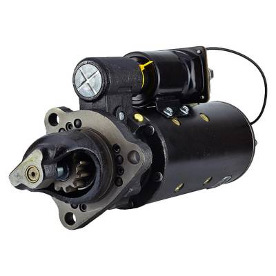 Rareelectrical - New 32V 11T Starter Fits Waukesha Engine Medium Duty L-5890 L-1616 H-1077 4N5471 - Image 1
