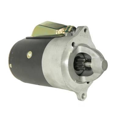 Rareelectrical - New 9T 12 Volt Starter Fits Amc Gremlin 1972-1976 Hornet 1968-1976 C6ff-11001-D - Image 1