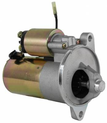 Rareelectrical - New 12V Starter Motor Fits Ford F-Series Pickups 1997 5.8L With Manual Transmission F7pz-11002-Fa - Image 1