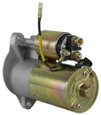 Rareelectrical - New 12V Starter Motor Fits Ford F-Series Pickups 1997 5.8L With Manual Transmission F7pz-11002-Fa - Image 2