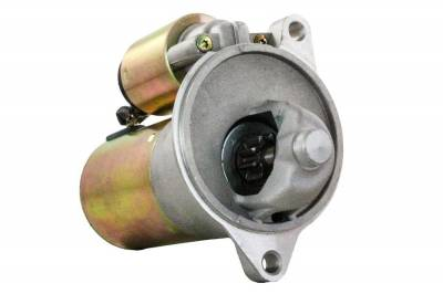 Rareelectrical - New Starter Motor Fits Ford Hd Truck 800 900 Series 1992-1997 600 Series 1983-1994 700 Series - Image 1
