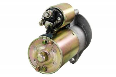 Rareelectrical - New Starter Motor Fits Ford Hd Truck 800 900 Series 1992-1997 600 Series 1983-1994 700 Series - Image 2