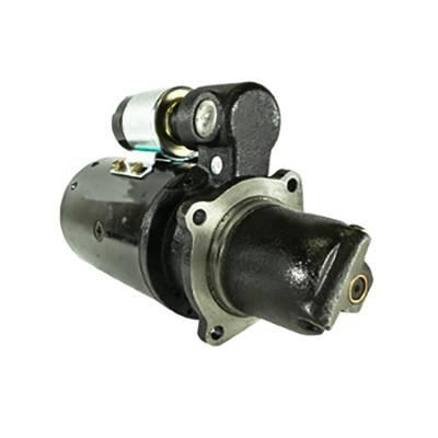 Rareelectrical - New 24V Starter Fits John Deere Tractor 3010 3020 4010 4020 Jd500 Ar11138 Ar28053 - Image 1