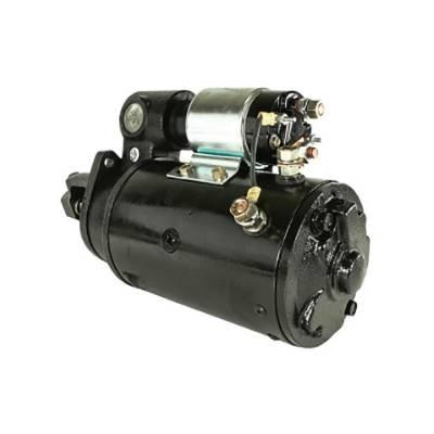 Rareelectrical - New 24V Starter Fits John Deere Tractor 3010 3020 4010 4020 Jd500 Ar11138 Ar28053 - Image 2