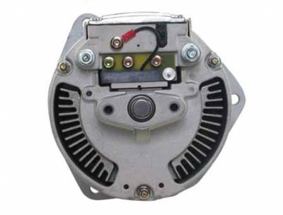 Rareelectrical - New 32V 120A Alternator Fits Military Trucks 90701 90702 3429J A0013632jc Rj3632 - Image 2