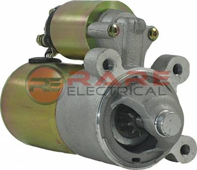Rareelectrical - New Starter Motor Fits 98 99 00 02 02 03 Ford Zx2 2.0L 280-5118 93Bb-11000-Hb Sa-813 - Image 1