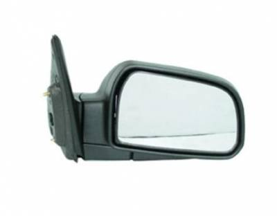Rareelectrical - Door Mirror Pair Fits Hyundai 05-09 Tucson Power W/Heat Hy1320151 87620-2E530-Ca - Image 1