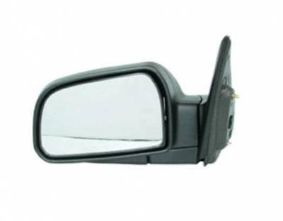 Rareelectrical - Door Mirror Pair Fits Hyundai 05-09 Tucson Power W/Heat Hy1320151 87620-2E530-Ca - Image 2