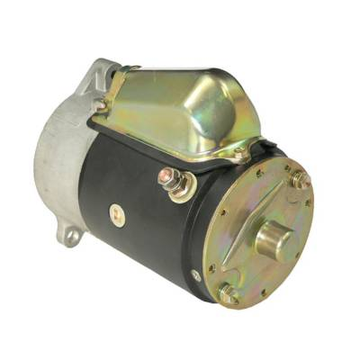 Rareelectrical - New 9 Tooth Starter Fits Jeep J-2800 1968 J-4500 1970-73 D0ff11001b C7ff-11001-B - Image 2