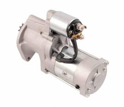 Rareelectrical - New Starter Motor Fits European Model Nissan King Cab D22 2.5L Turbo Diesel 2001-On - Image 2