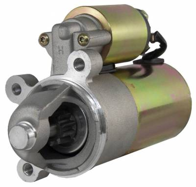 Rareelectrical - New Starter Motor Fits Replaces Gehl Skid Steer Melroe Spra Coupe Sprayers Toro 3213M - Image 1
