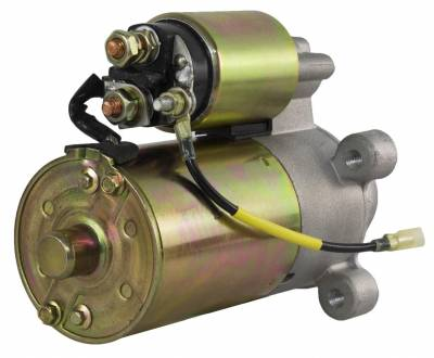 Rareelectrical - New Starter Motor Fits Replaces Gehl Skid Steer Melroe Spra Coupe Sprayers Toro 3213M - Image 2